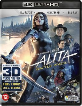 Alita : Battle Angel - 4K UHD