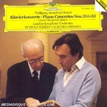Abbado Claudio - Mozart, W.A. : Piano - CD
