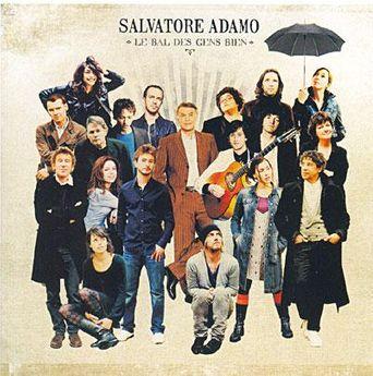 Adamo Salvatore - Le Bal Des Gens Bien - CD