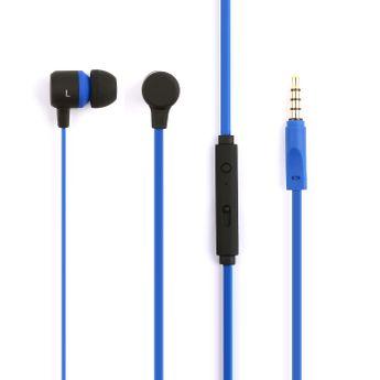 Ecouteurs Intras Micro Basic Bleu