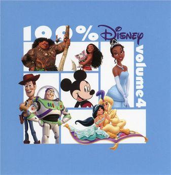 100% Disney: Volume 4 - CD