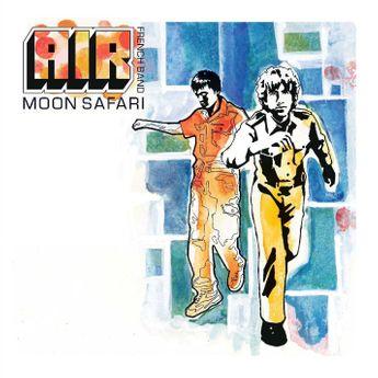 Air - Moon Safari - Vinyle