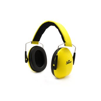 Shiver - Casque de protection auditive - Jaune