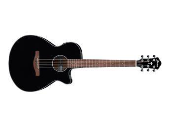 Ibanez - Guitare Electro Acoustique - Aeg50Bk Black