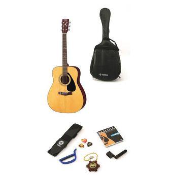 Yamaha - Pack F310P Naturel Guitare Folk