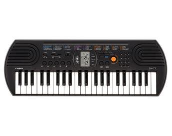 Casio - SA-77 mini clavier 44 touches