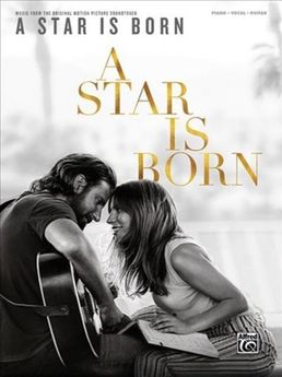 A star is born - Recueil de musiques de la bande originale du Film éponyme