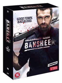 Banshee - S1-4 (DVD)