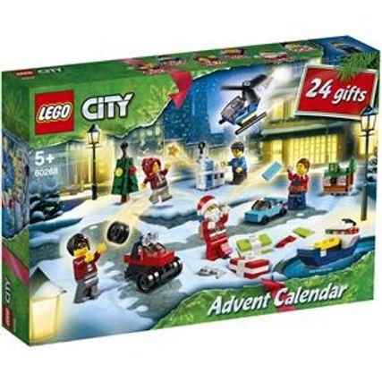 Calendrier Avent LEGO City