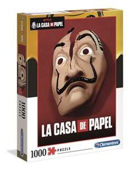 1000P CASA DE PAPEL