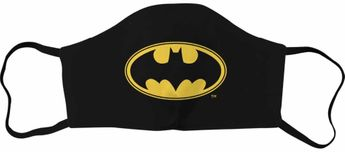 DC Comics - Masque Logo Batman - Taille Adulte