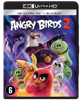 Angry Birds Movie 2, The (UHD)