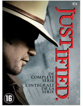Justified - The Complete Collection DVD