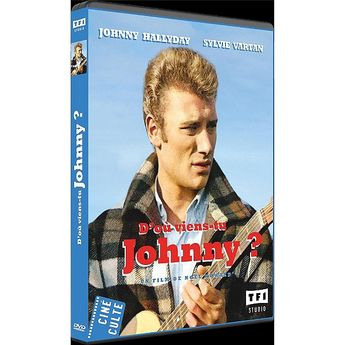 D'Ou Viens-Tu Johnny Dvd