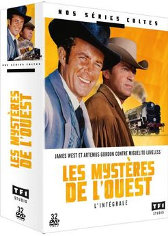 Cof2018 Les Mysteres De L'Ouest S01 A S04 Stv Dvd
