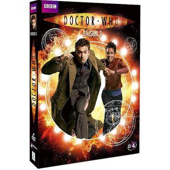 Doctor Who Saison 3 - 4 Dvd