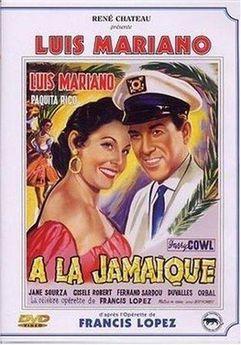 A la Jamaïque - DVD René Chateau