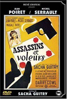 Assassins et voleurs - DVD René Chateau