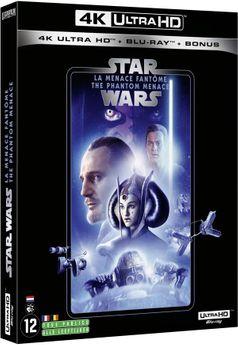 4K Star Wars, épisode 1 : La Menace fantôme
