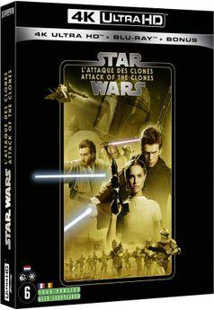 4K Star Wars, épisode 2 : L'Attaque des clones
