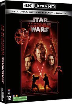 4K Star Wars, épisode 3 : La Revanche des Sith