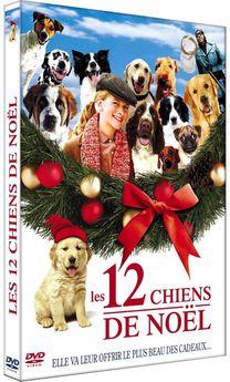 12 Chiens De Noel - DVD