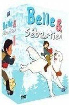 Belle Et Sébastien - Box 1 - 4 - DVD