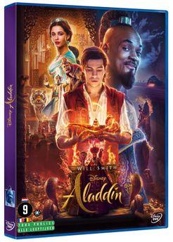Aladdin Live Action - DVD
