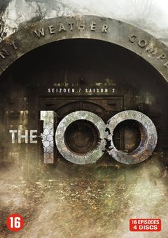 100, The - S2 DVD