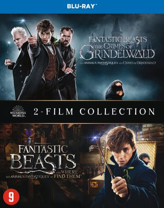 Fantastic Beasts 1+2 (BRD)
