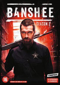 Banshee - S2 DVD