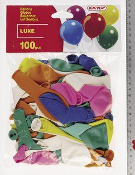101 ballons assortis