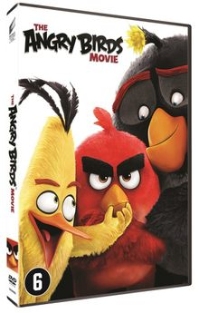 Angry Birds - Le Film - DVD