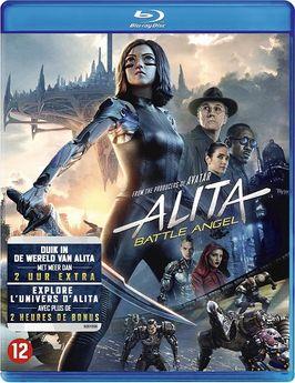 Alita: Battle Angel - Blu-ray