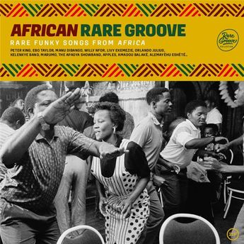 AFRICAN RARE GROOVES - Vinyle