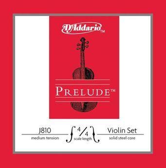 D'Addario - Jeu Violon Prelude 4/4