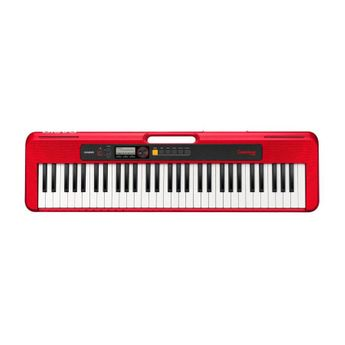 Clavier Arrangeur Casio CTS200Rd 61 Touches 400 Sons