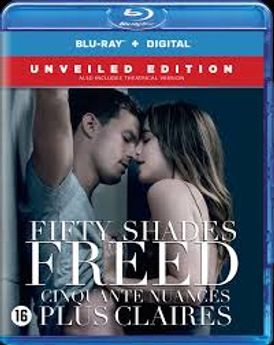 Cinquante Nuances Plus Claires (Fifty Shades Freed) - Unveiled Edition - Blu-ray