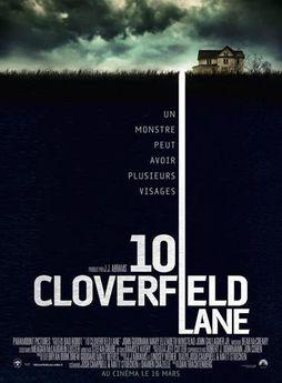 10 Cloverfield Lane (D - F) - DVD