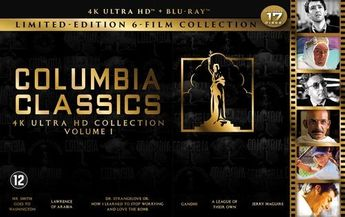 Columbia Classics Vol.1 - Blu-ray 4K
