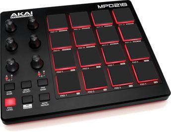 Akai - Contrôleur USB MIDI - MDP-218 - 16 PADS