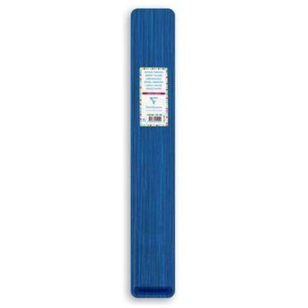 Rouleau de papier crépon 75% 2,50x0,50m bleu France