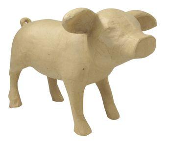 Bébé cochon 28cm