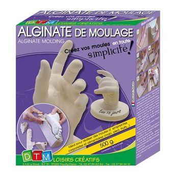 Alginate de moulage boite de 500 g