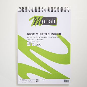 Bloc multitechnique A4 - Monali
