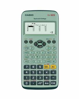 Calculatrice CASIO FX92