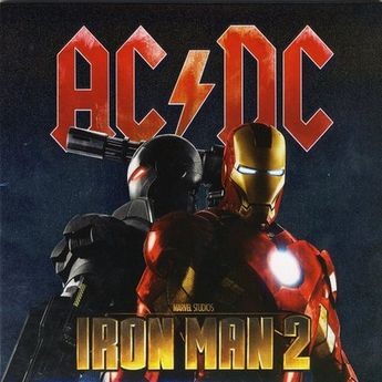 Ac/Dc - Iron Man 2 (Bof) - CD