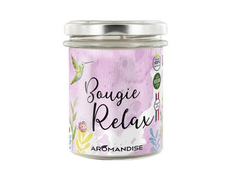 Bougie ambiance relax