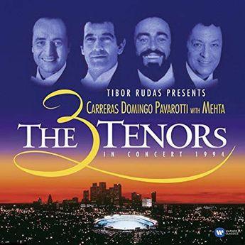 3 Tenors - 3 Tenors En Concert 1994 LP