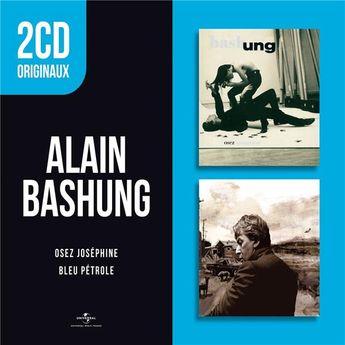 Alain Bashung  - 2 CD Originaux : Ose - CD